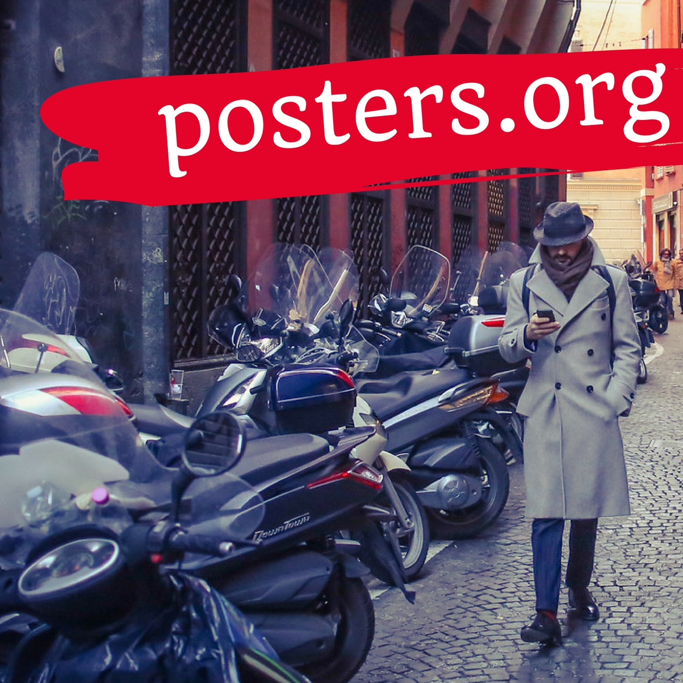 Posters.org, domain name for sale